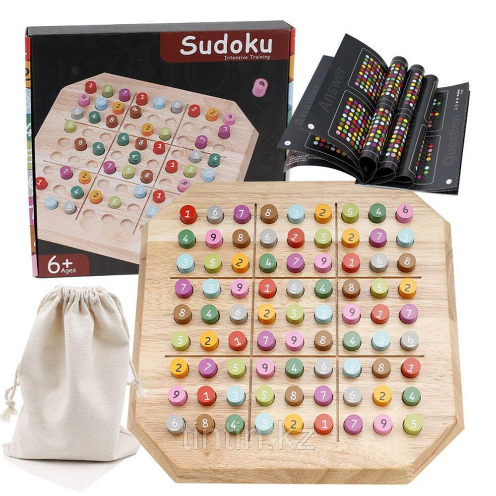 Настольная игра - Sudoku (Судоку)