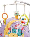 Электрокачели Happy Baby Jolly V2 Blue, фото 3