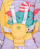Электрокачели Happy Baby Jolly V2 Blue, фото 5