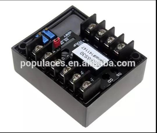 Блок управления двигателем ECU-SS30