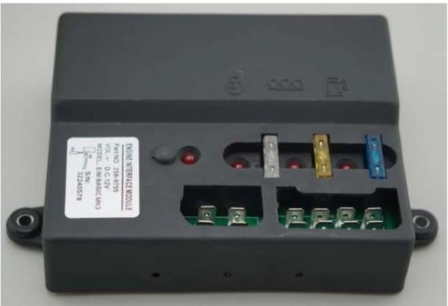 Генератор AVR схема основной MK3