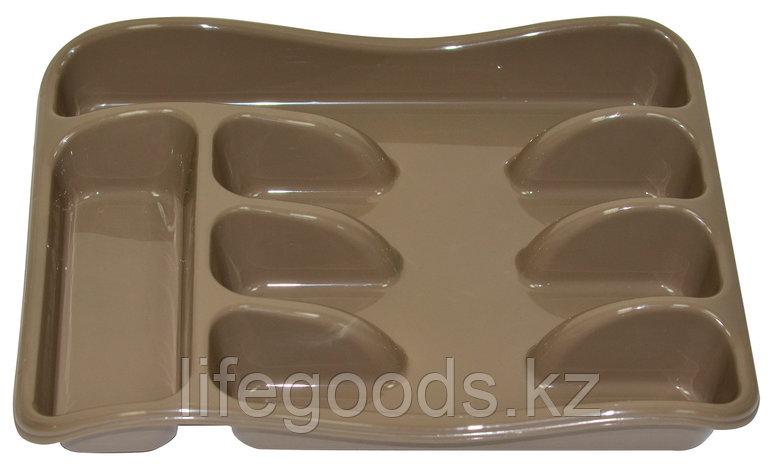 Лоток для столовых приборов (капучино), фото 2