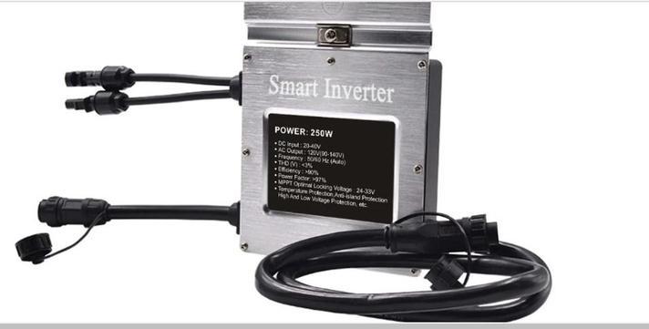 Увеличить изображение Micro Инвертор, инверторы DC/AC тип и 0-300 Вт выходная мощность Micro Инвертор   Добав, фото 2