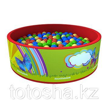 """Сухой бассейн """"Летняя сказка"""" (150 шаров)"""