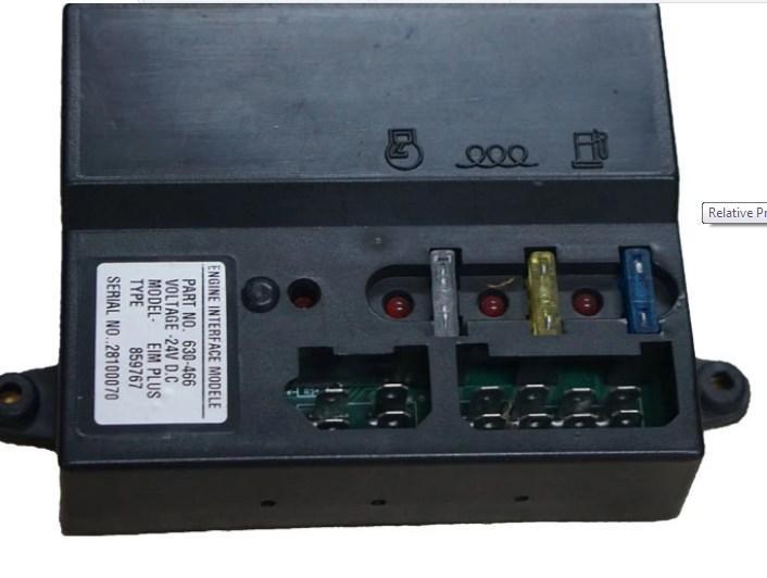 Двигатель интерфейсный модуль eim плюс 630-465
