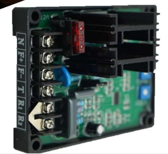 AC AVR регулятор напряжения генератора GAVR12A