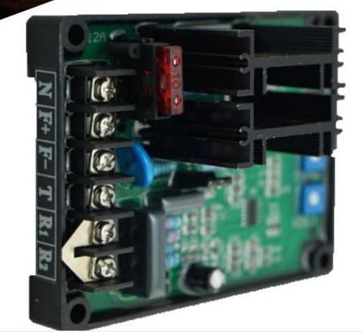 AC AVR регулятор напряжения генератора GAVR12A, фото 2