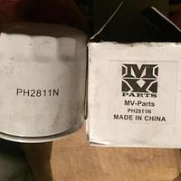 Масляный фильтр MVPH2811N