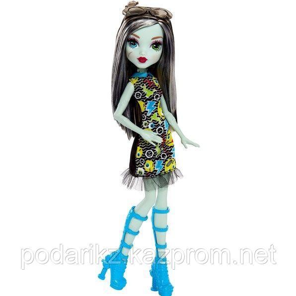 Кукла Monster High Frankie Stein - фото 1