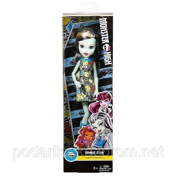 Кукла Monster High Frankie Stein - фото 2