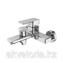 BRISB02i02 Смеситель для ванны с керамическим дивертором, Brick, IDDIS