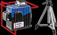 """Нивелиры лазерные """"Крест-2D"""", 360 градусов, дальность 20/70м, точн. 0,2 мм/м серия «ПРОФЕССИОНАЛ»"""