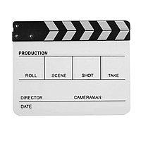 Режисерская хлопушка для кино