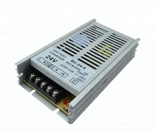 BC 245 24 В автоматическое зарядное устройство, фото 2