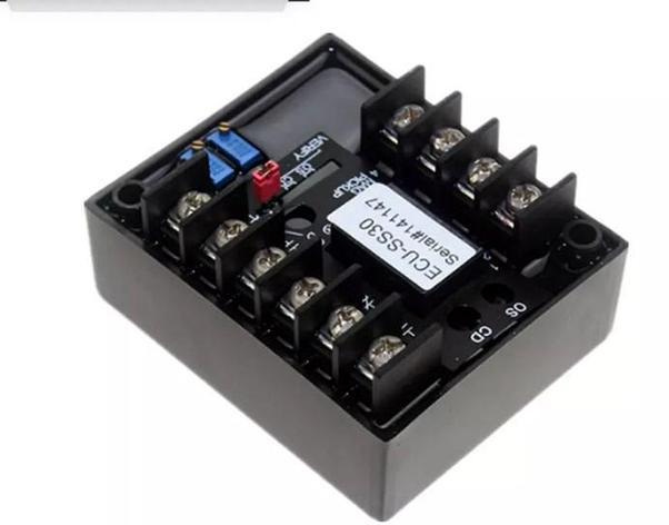 Губернатор скорости генератора ECU-SS30, фото 2