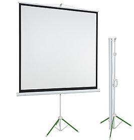 Переносной проекционный экран ECO 147см*147см