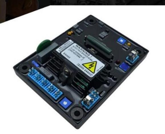 Заводская цена AVR SX460 для генератор Сделано в Китае автоматический регулятор напряжения PDF, фото 2