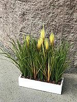 Трава искусственная ботаническая копия натуральной