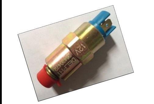 Дизель-генератор части отключение двигателя-электромагнитный 26420472 12 В/24 В, фото 2