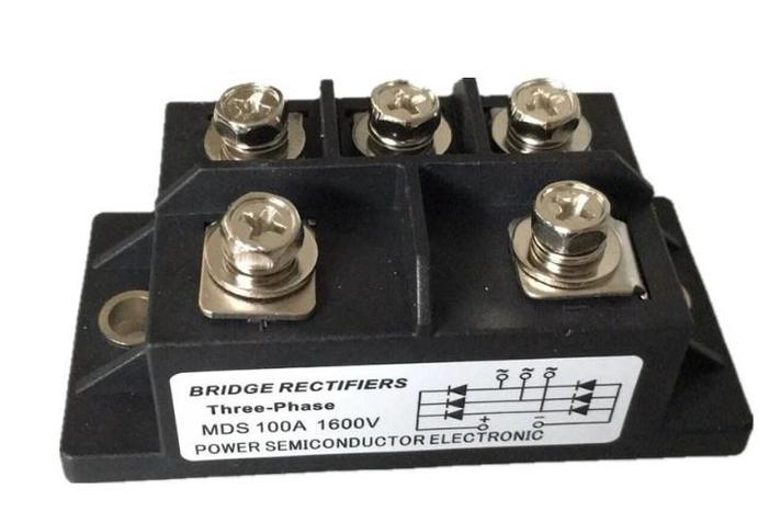 Трехфазный Выпрямитель диодный мост модуля питания MDS100A для сварочного аппарата, фото 2