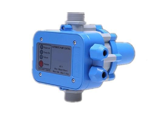 Синий автоматическое управление для водяного насоса
