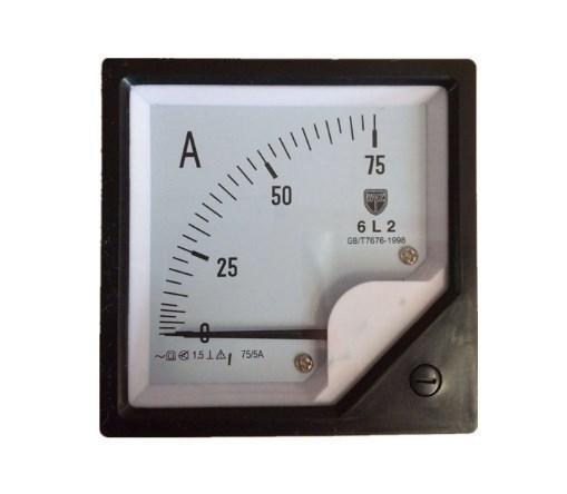 Измеритель тока 6L2 75/5A, фото 2