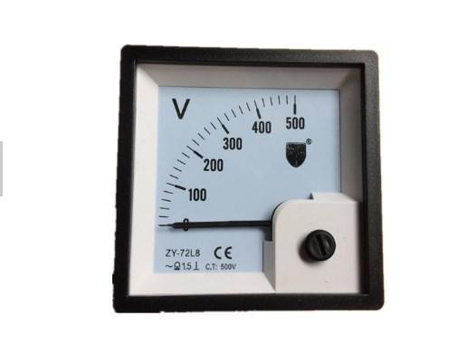 Измеритель напряжения 500 В 72L8, фото 2