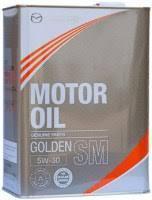 Моторное масло  Mazda Golden SN 5w30 K004-WO515J 4литра