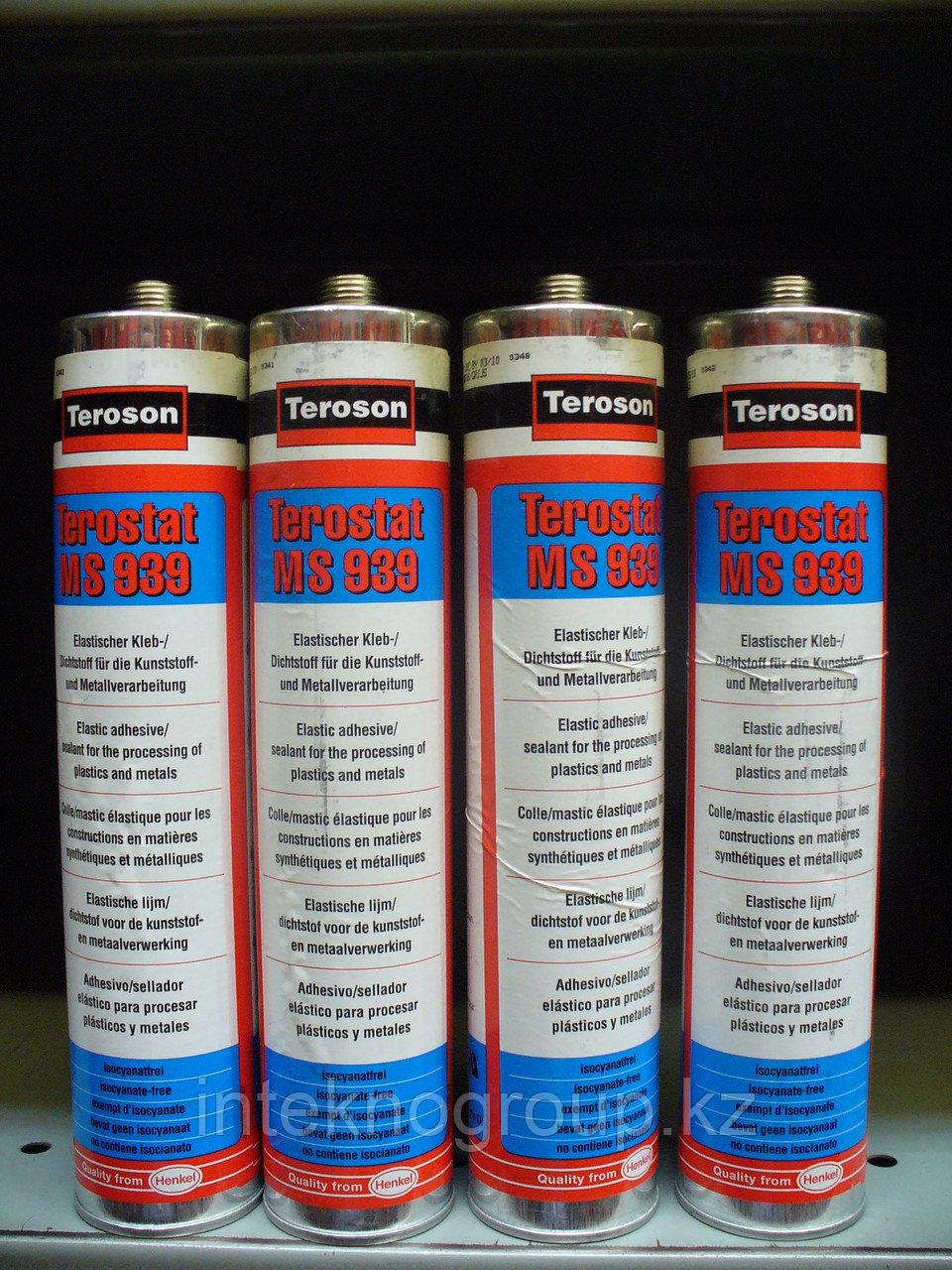Teroson-MS 939 белый, Конструкционный клей-герметик
