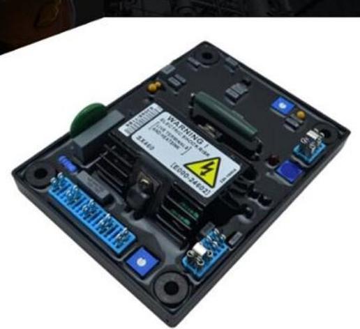 SX460 AVR Автоматический регулятор напряжения схема, фото 2