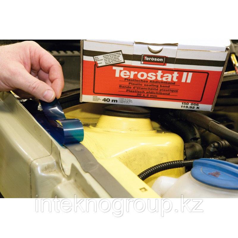 Terostat II, Уплотнитель стыкового шва, серый
