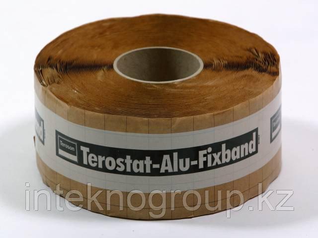 Terostat-Alu-Fixband, Герметизирующая бутиловая лента с алюминиевым покрытием
