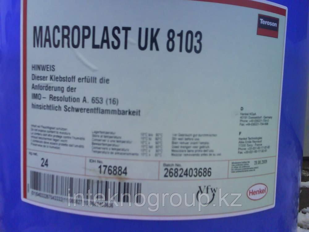 Loctite/Macroplast UK 8103, 2х компонентный жидкий клей, компонент А