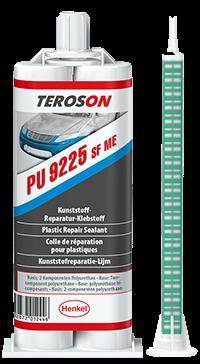Teroson PU 9225 SF/Terokal 9225 SF, Клей для ремонта деталей из пластика, быстрый