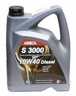 Моторное масло ARECA 10W-40 DIESEL 5литров