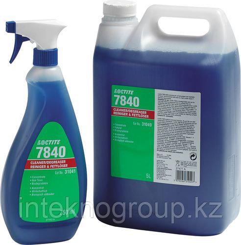 Loctite 7840, очиститель общего применения для обезжир. оборудования и инструментов