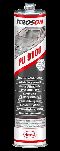 Teroson PU 9100Grey, Шовный клей-герметик, серый