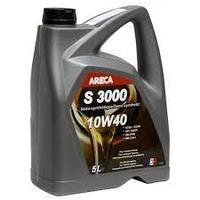 Моторное масло ARECA 10W-40 5литров