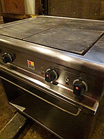 Плита 4-х конфорочная KOGAST, фото 1