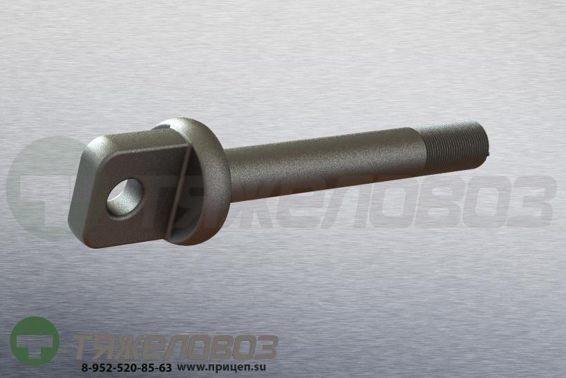 Болт полурессоры M 24 x 2 x 166 - 10.9 / Ø 56 / Ø 18 BPW 03.340.14.24.0