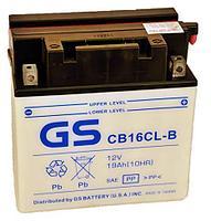 Аккумулятор GS Yuasa CB16CL-B
