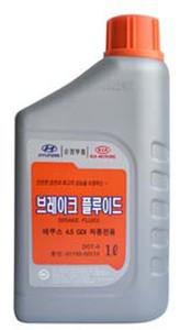 Тормозная жидкость Hyundai/Kia Brake DOT-4