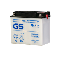 Аккумулятор GS Yuasa CB16L-B (+acidpack, в комплекте с электролитом)