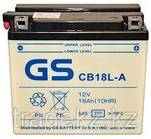 Аккумулятор GS Yuasa CB18L-A new