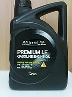 Масло моторное Hyundai/Kia Premium LF Gasoline SAE 5W-20 SM/GF-4
