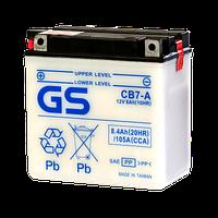 Аккумулятор GS Yuasa CB7-A