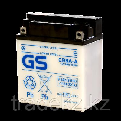 Аккумулятор GS Yuasa CB9A-A, фото 2