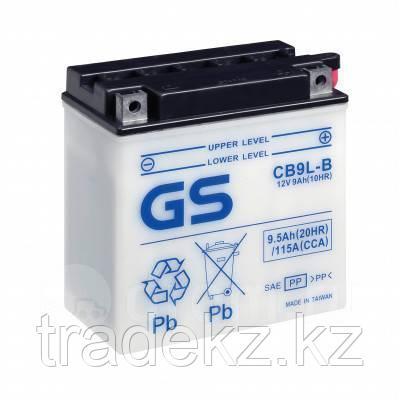Аккумулятор GS Yuasa CB9L-B new, фото 2