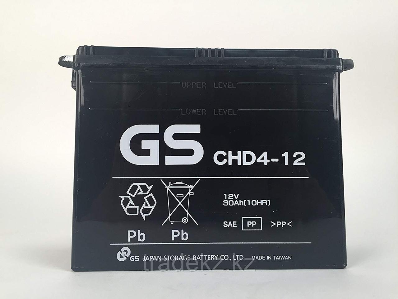 Аккумулятор GS Yuasa CHD4-12