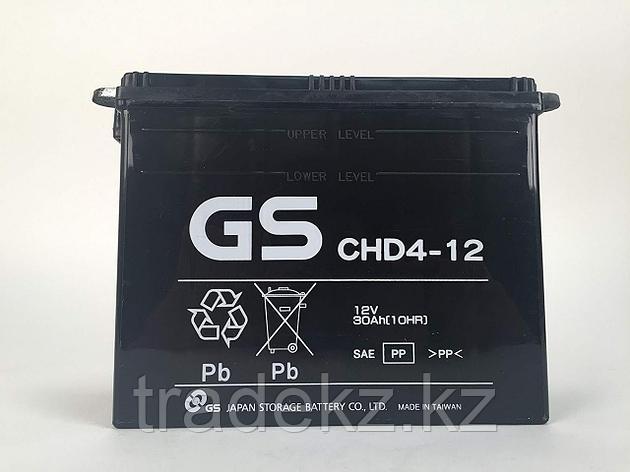 Аккумулятор GS Yuasa CHD4-12, фото 2